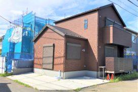 藤沢で、陽当りの良い築浅の一戸建に住む